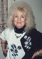 Melvie Mae  Payne (Simmons)